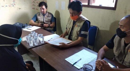 Tes Wawancara Calon Ptps Kecamatan Kotabunan Patuhi Prokes Covid 19 Media Totabuan